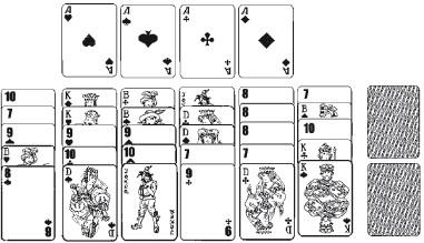 Как играть в колодец в карты правила 36 карт рулетка на реальные деньги скачать